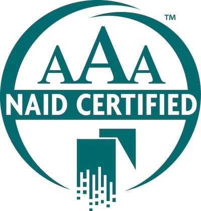 Reclamere is NAID AAA Certified
